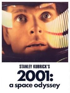 weltraum film 2001 Odyssee im Weltraum