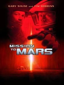 weltraum film mission to mars