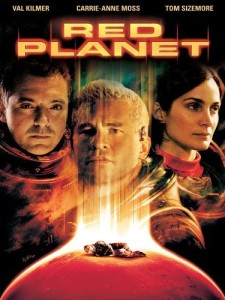 weltaum film red planet
