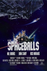 weltraum film spaceballs