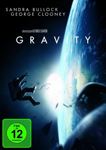 Weltraumfilm Gravity