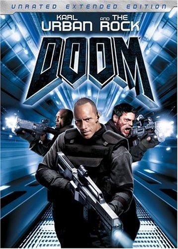 Weltraum Film Doom